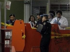 В Мехико преступник расстрелял пассажиров метро