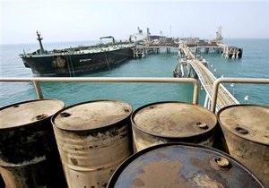 Цены на нефть в Европе превысили 107 долларов за баррель