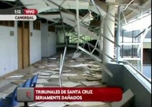 На побережье Коста-Рики произошло сильное землетрясение