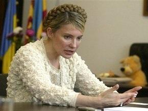 Тимошенко может не подписать бюджет-2010