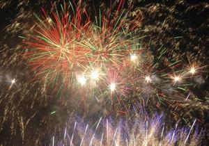 В Москве в новогоднюю ночь от пиротехники пострадали 17 человек