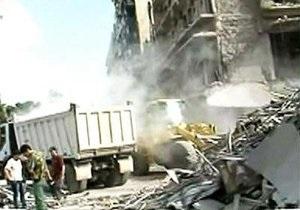 Сирийские власти выразили соболезнования семьям погибших на границе с Турцией