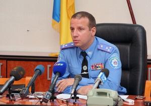 Крымскую и одесскую милицию возглавили выходцы из Донецкой области