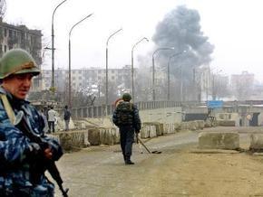 За сутки в Чечне прогремело три взрыва, произошло две перестрелки