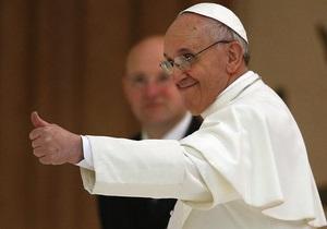 Папа Римский намерен сам составлять распорядок рабочего дня