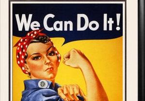 В возрасте 86 лет умерла модель с плаката We Can Do It!