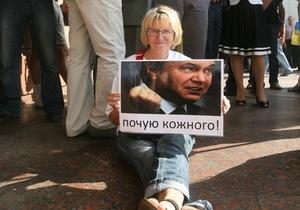 Завтра оппозиция будет пикетировать Украинский дом, где пройдет итоговая пресс-конференция Януковича