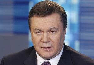 Янукович сообщил условие роспуска ВР