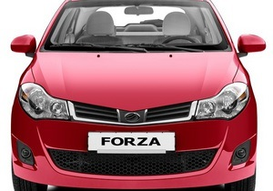 Узнай все о новом ЗАЗ Forza