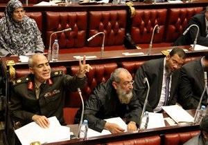 В Египте утвердили проект новой конституции