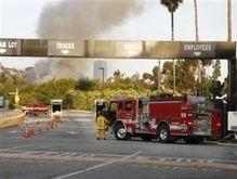 Пожар на Universal Studios: Ранены 10 пожарных