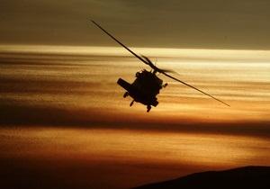 В Казахстане разбился спасательный вертолет: погибли восемь человек