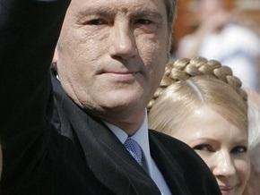Ющенко будет мешать созданию коалиции БЮТ и Партии регионов