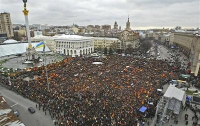 Сегодня сторонники Оранжевой революции отметят ее девятую годовщину