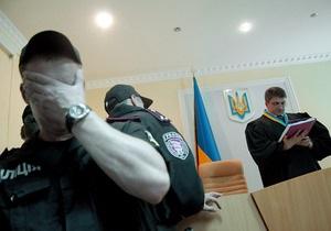 Суд по делу Тимошенко объявил перерыв до завтра