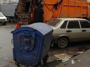 Спустя 12 дней в Тернополе решили проблему с вывозом мусора