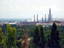 В Днепродзержинске произошел выброс 40 кг аммиака