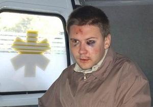 В милиции заявили, что николаевскому журналисту выстрелили в голову с целью ограбления