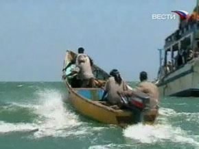 Двое пиратов погибли, захватывая йеменский танкер