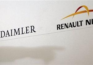 Сделка гигантов: Daimler и Renault-Nissan создали альянс