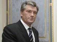 Ющенко побывал в роли экскурсовода