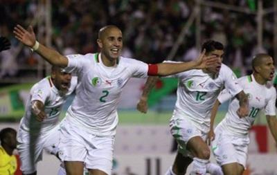 Сборную Алжира требуют исключить из числа участников ЧМ-2014