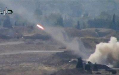 Жертвами атаки ВВС Сирии стали мирные жители