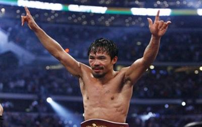 Мэнни Паккьяо триумфально возвращается на ринг