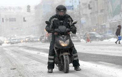 Митингующим на заметку: завтра в Киеве прогнозируется снег