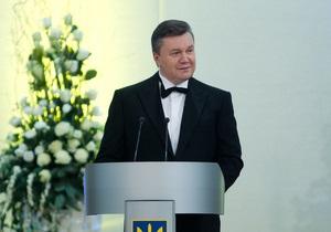 Государственный язык должен развиваться - Янукович