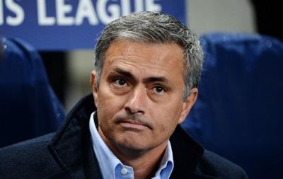 Моуринью: Челси слишком плохо сыграл против Базеля