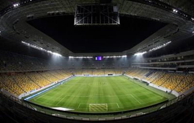 Приговор окончательный: Сборная Украины проведет матч без зрителей