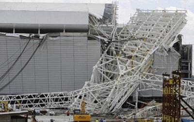 На будущей арене Чемпионата мира 2014 погибли строители