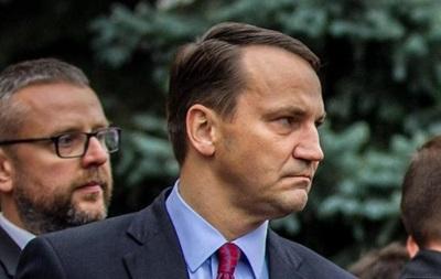 Глава МИД Польши ставит Украине в пример Молдову