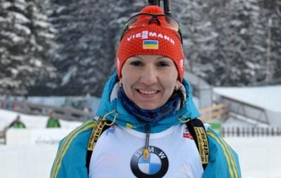 Украинские биатлонистки не попали в десятку в первой личной гонке сезона
