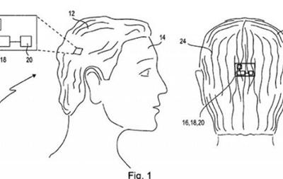 Sony намерена выпустить  умный парик
