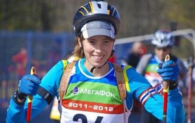Российская биатлонистка  убежала  в Беларусь и сменила паспорт