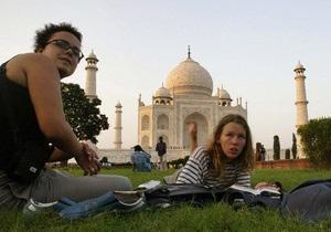 С начала года поток туристок в Индию сократился на треть