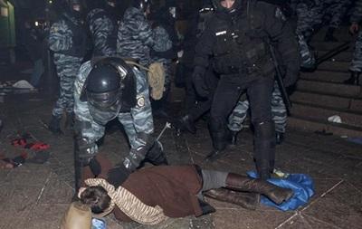 Янукович признал, что милиция  перегнула палку  во время разгона мирной акции протеста на Майдане
