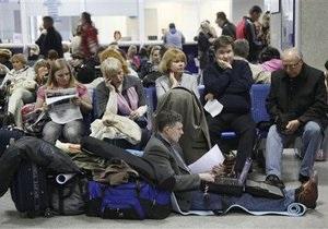 Украинские авиакомпании разъяснили ситуацию с задержанными рейсами