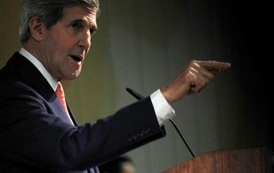 Госсекретарь США Джон Керри призвал правительство Украины прислушаться к голосу народа