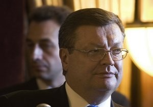 Грищенко встретился с премьер-министром Израиля