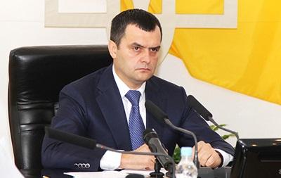 Глава МВД попросил милиционеров не применять силу против участников акций протеста