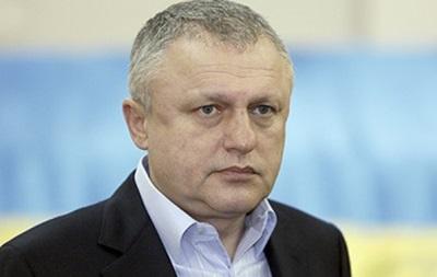 Суркис: Динамо не хватает самой малости - сыгранности