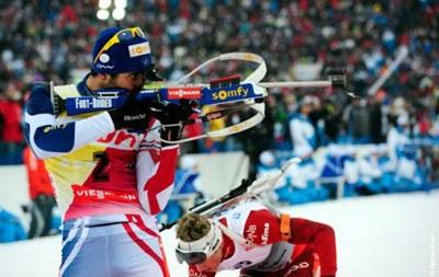 Біатлон: Фуркад продовжив серію перемог на Кубку світу