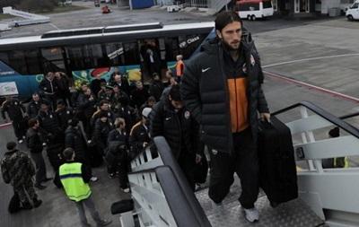 Шахтер улетел в Манчестер на решающий матч Лиги чемпионов