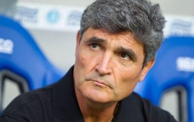 Тренер Днепра: Часто сталкиваюсь с манипуляциями и фальсификациями в украинском футболе