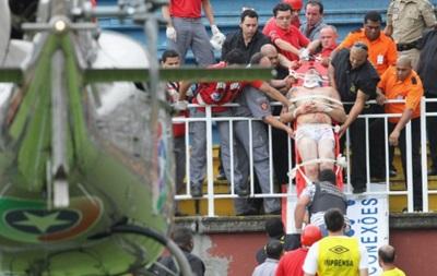 На матче чемпионата Бразилии в драке погибли два человека (ВИДЕО)