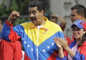 Президент Венесуэлы женился