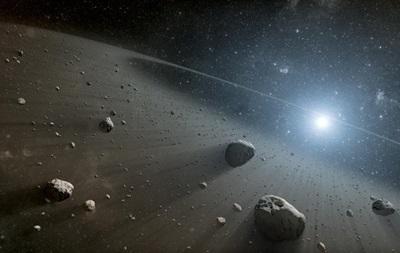Российские астрономы обнаружили между Марсом и Юпитером астероид диаметром 600 метров
